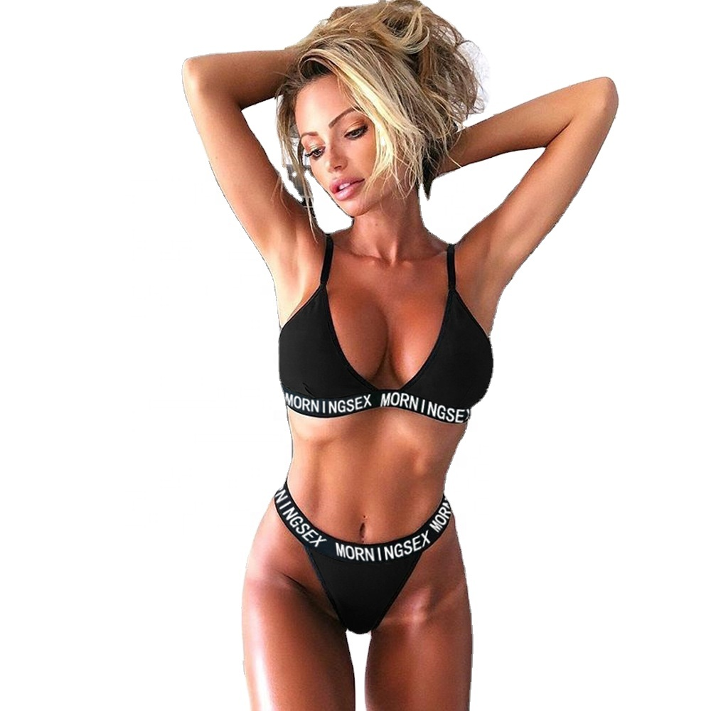 Sports Bra And Panties Pic