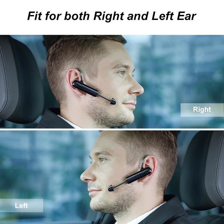 Оптовая продажа In-ear активного шумоподавления беспроводной Bluetooth односторонняя гарнитура Comply: Hand Free наушники