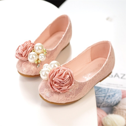 Брендовая бутиковая качественная детская обувь, модный дизайн, детская обувь для девочек, Свадебная обувь с цветами для девочек, платье принцессы