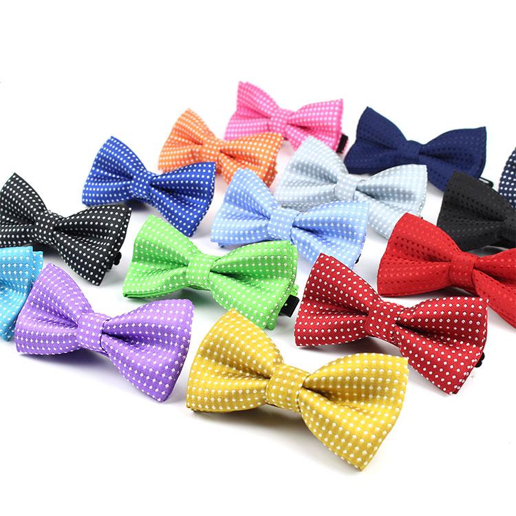 Милый детский галстук-бабочка в горошек для мальчиков Детский галстук-бабочка в виде собаки кошки галстук-бабочки для домашних животных галстук-бабочка дизайнерский галстук