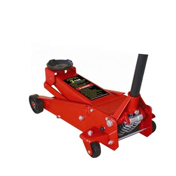 3 Ton Hydraulic Rocket Floor Trolley Jack with CE Certificate