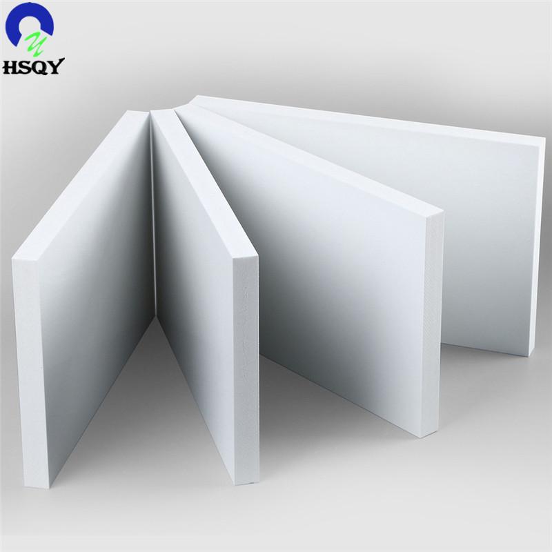 Китайский производитель, пластиковая ПВХ Жесткая серая доска 1220*2440 мм