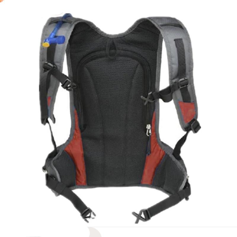Outdoor custom Logo disc golf bag flying disc backpack with water bladder