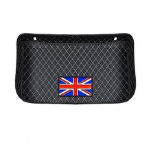 Автомобильный Стильный коврик для защиты багажника, кожаный коврик, Автомобильные украшения, аксессуары для BMW MINI COOPER S ONE F54 F55 F56 F60 R60 CLUBMAN(Китай)