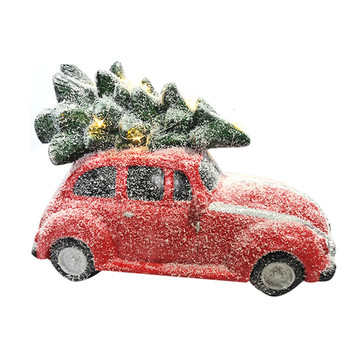 Newest magnesia car christmas decoration,christmas tree decoration,decoration christmas tree