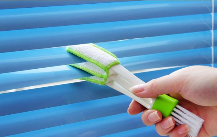 Тряпка Щетка Очиститель инструменты для жалюзи окна очистки кондиционера теней