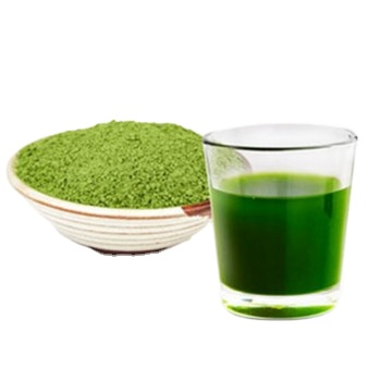 Здоровый напиток, органический зеленый мелкий порошок, порошок ячменя, травы