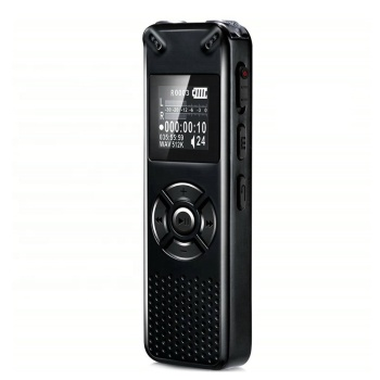 Professional Smart Digital Voice Recorder Portable Hidden HD Sound Audio Telephone Recording Dictaphone MP3 Recorder
