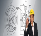 Mechanical Engineering Drawing Drafting 2d 3d cad drawing services