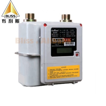 Smart Diaphragm With Remote Control gas counter meter smart gas meter natural gas flow meters