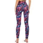 Sports Gym Hot Sale Polyester Spandex Women High Wasted Sports Clothing Yoga Gym Leggings