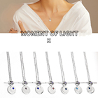 Wholesale Necklace Necklace Wholesale Kpop Bangtan Boys 7th Anniversary Moment Of Light Metal Diamond Alloy Necklace