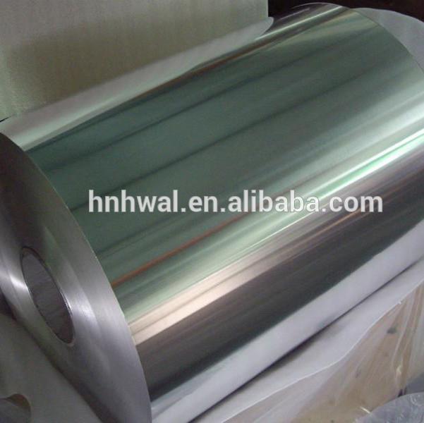 Бытовая Алюминиевая фольга для упаковки пищевых продуктов из алюминиевого сплава 8011