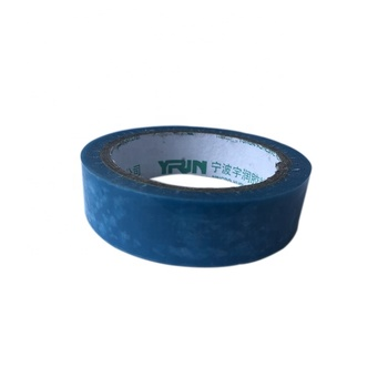 High quality wholesale price PET rubber customized adhesive acrylic blue tape