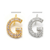 G(gold or rhodium plated)