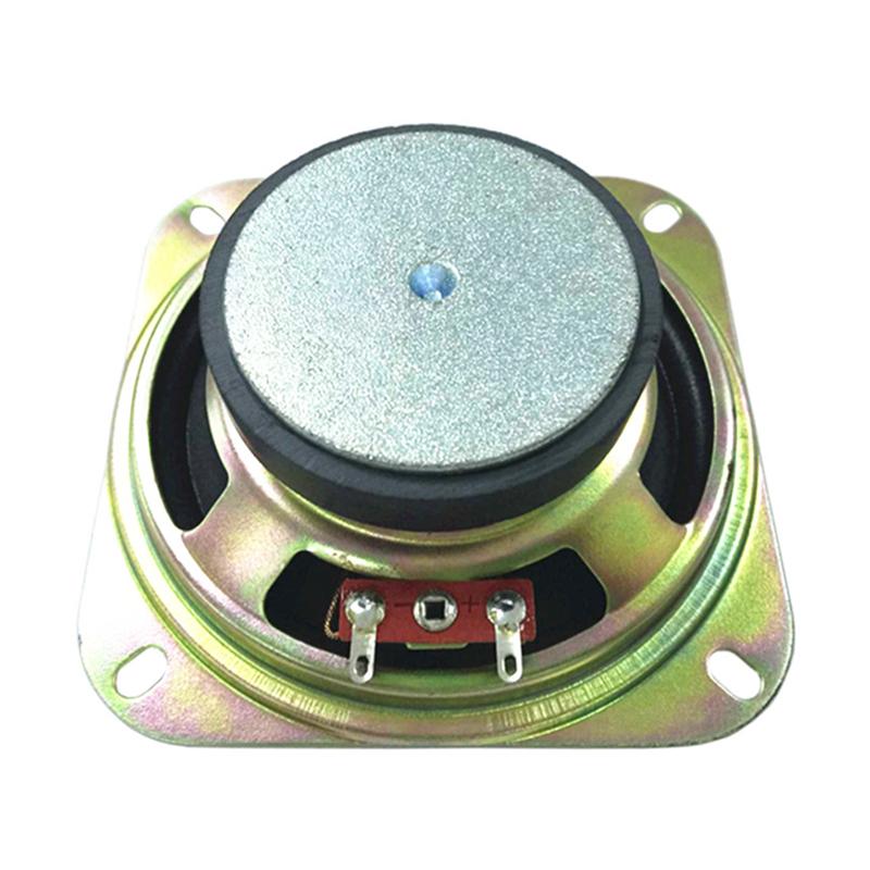LS102W-15C-R4 4inch 6W 4ohm Foam Edge Professional Car Speaker 4.9V