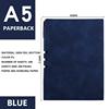 A5 Blue