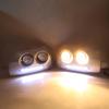 led drl+ fog light