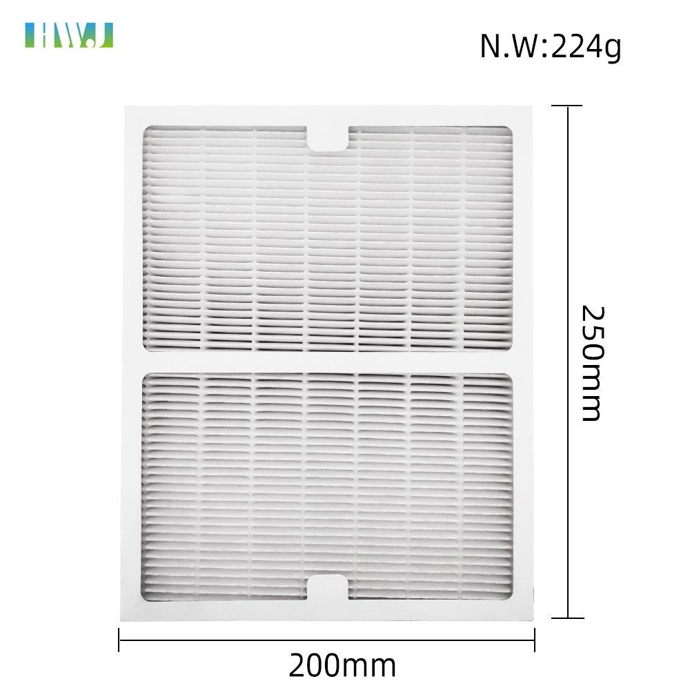 Подходит для idylis IAF-H-100A IAP-10-100 IAP-10-140 очиститель воздуха фильтрующие элементы высокоэффективный фильтр Hepa фильтр