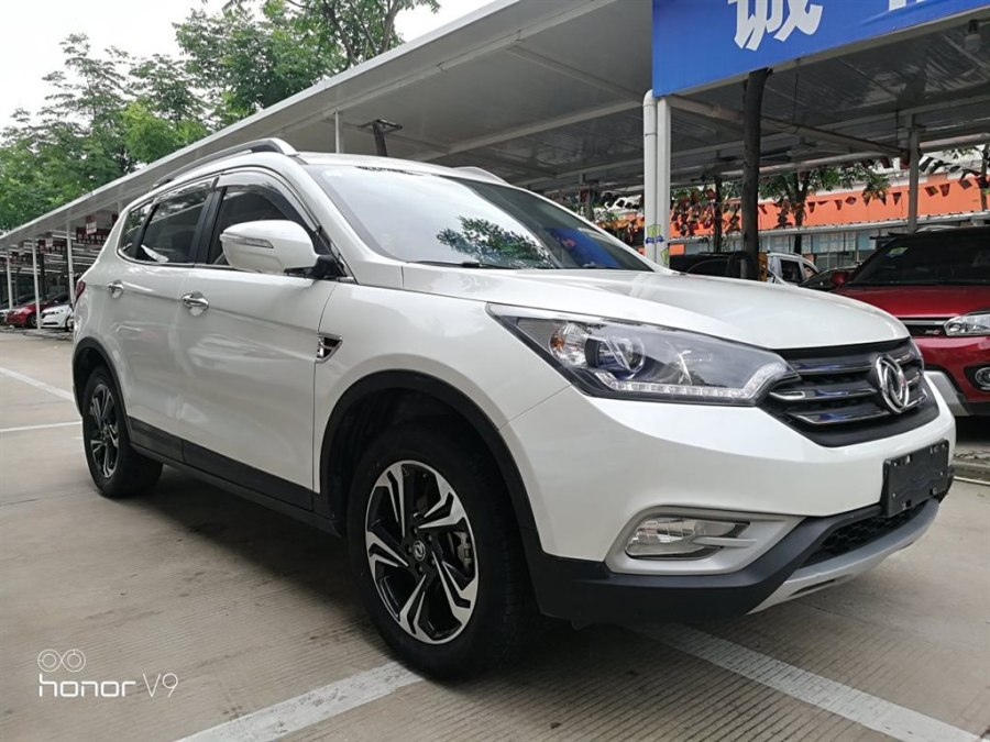 2017 Dongfeng Fengshen AX7 used car prices suv used car for sale