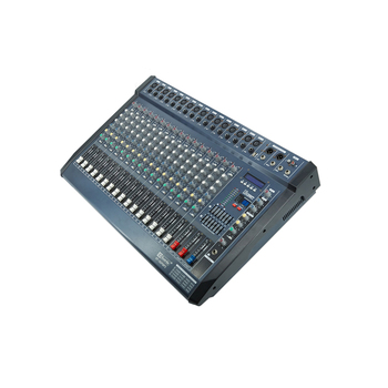 Good price high quality 16 channel professional effects audio mixer USB/BT audio mixer KTV best sound console