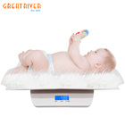 Infant Infant Scale 20kg 10g Good Price Digital Electronic Measuring Baby Weighing Scale Infant