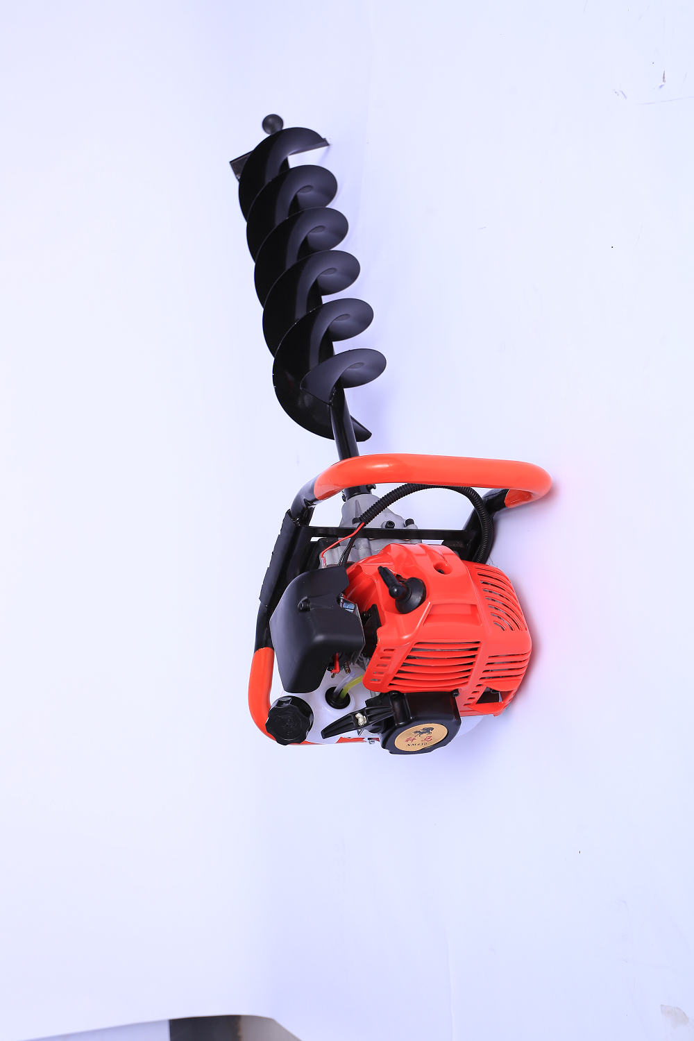 Chinese Gasoline 43CC Ground Hole Drilling Machine Earth Auger with 1.4.0KW Engine Gasoline ground drill