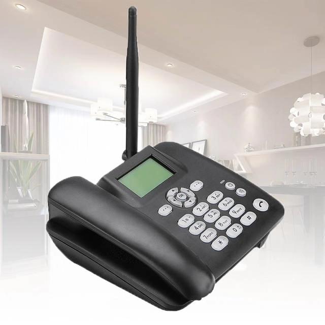 Беспроводной телефон со слотом для sim-карты gsm Настольный телефон