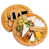 Round cheese board 7