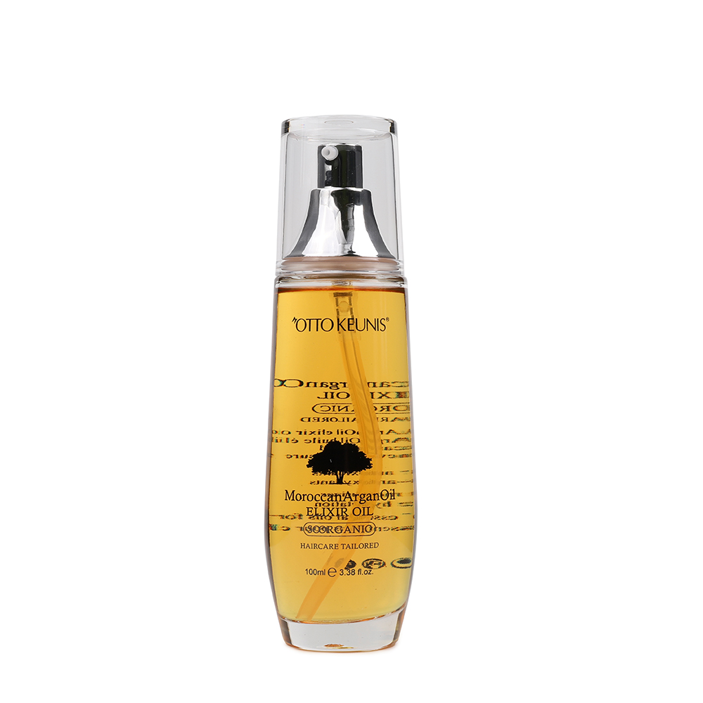 Private Label 100ML OTTO KEUNIS Morocco argan oil for hair care treatment
