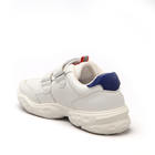 Boys Sporty Sports High Quality 2021 Comfortable Wearing Kids Girls Boys White Leather Sporty Shoes For Athletic Sports