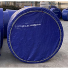 Belt Belt Manufacturers DIN22102-Y EP150 4PLY Rubber Conveyor Belt For Coal Mine/crushed Stone