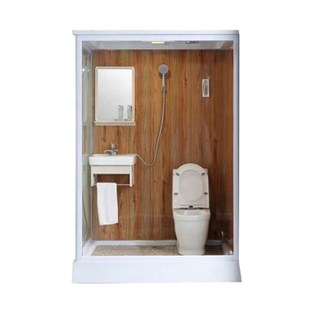 All In Bathroom Shower Toilet Unit Prefabricated Bathroom Pods