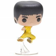 FUNKO POP король кунг-фу Брюс Ли ПВХ, человекоподобные игрушки, коллекция, экшн-игрушки, детский день рождения, рождественский подарок(Китай)