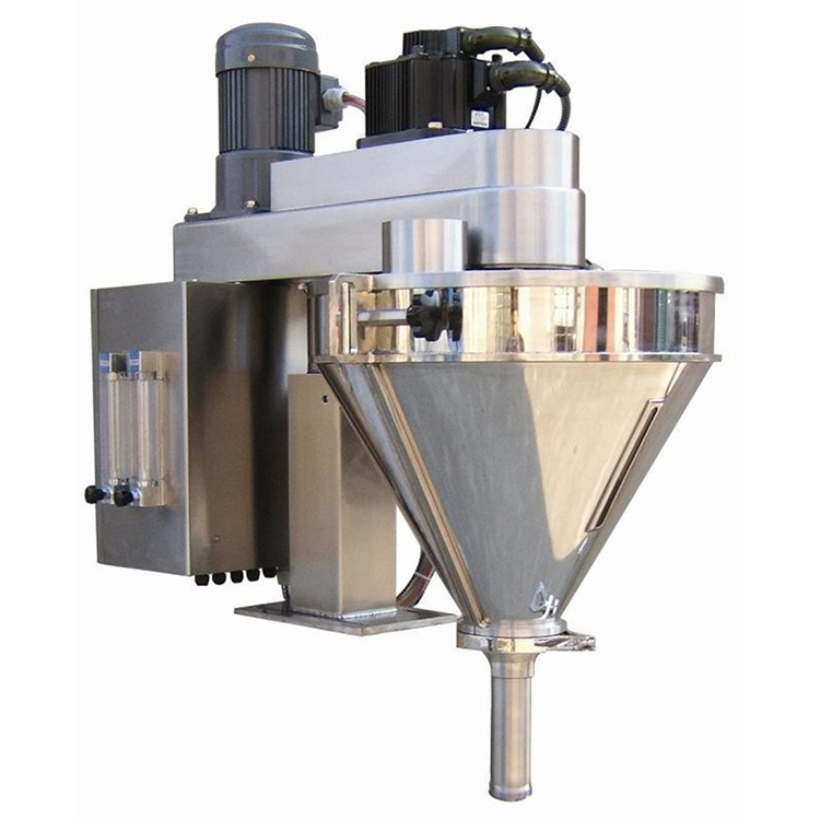 Hot Selling Price Automatic Powder Packing Machine With Auger Screw Filling System