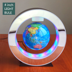 2020 Magnetic Levitation Globe Student School Teaching Equipment Night Light Globe Creative Gifts 110/220V AC US/EU/UK/AU