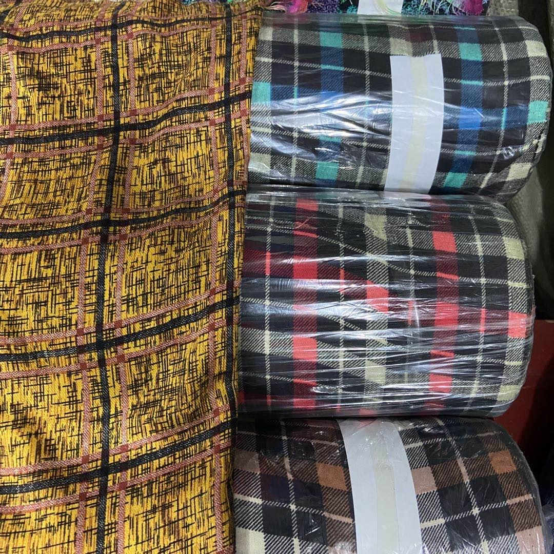 High quality wholesale rayon print fabric stock floral 100 rayon fabric