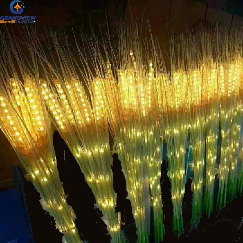 Led Gandum Cahaya Untuk Dekorasi Taman Lampu Lansekap Alami Lampu Outdoor Dan Sirkuit Desain Auto Cad Tata Letak 1 Tahun Buy Led Gandum Gandum Light Untuk Devoration 220v Outdoor Led Garden Light Product
