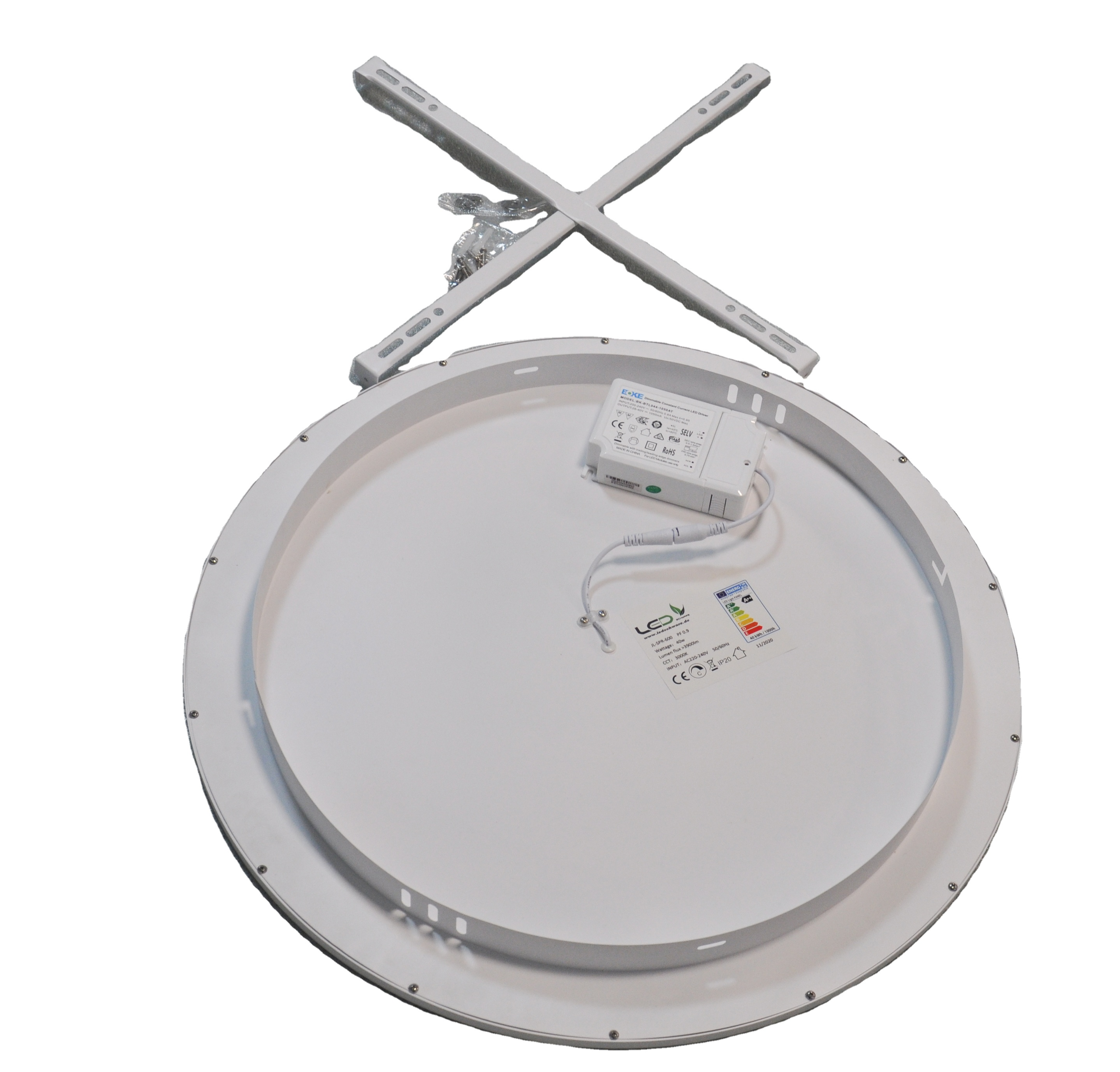 Super  Big round led panel luminaire surface mounted 200mm 300mm  400mm 500mm 600mm 800mm1000mm