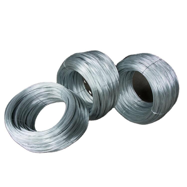 Оцинкованная железная проволока 9 калибра от производителей проволоки