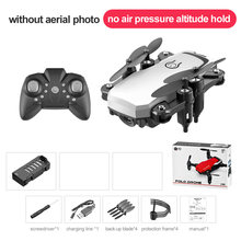 LF606 мини RC складной Дрон с 4K HD камерой, Wi-Fi, FPV, селфи, вертолет, удержание высоты, Квадрокоптер, профессиональный Дрон, детские игрушки(China)