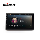 Dvd Touch Screen Dab Bluetooth Stereo 2 Din 1Din Fm Am Android Car Dvd Player Radio Navigation Gps Dashboard Navigator Car Video
