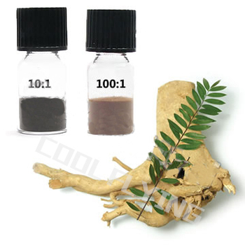 Natural Herbal Tongkat Ali Root Extract 200 1 Powder