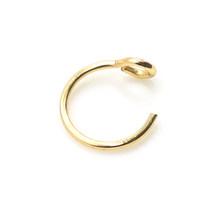 1 шт. u-образное поддельное кольцо для носа кольца для перегородки Кольца из нержавеющей стали имитация пирсинга для носа пирсинг Oreja пирсинг...(China)