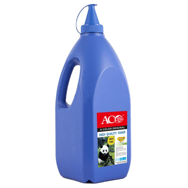 Оптовая продажа, Polvo de toner, цветная бутылка, совместимая с Тонер-порошком для HP CF510A CF511A CF512A CF513A 204A