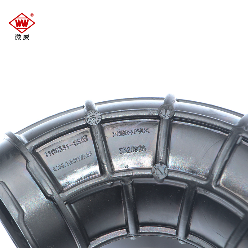 Customized auto rubber hose made by Chinese manufacturers Cooling pipe