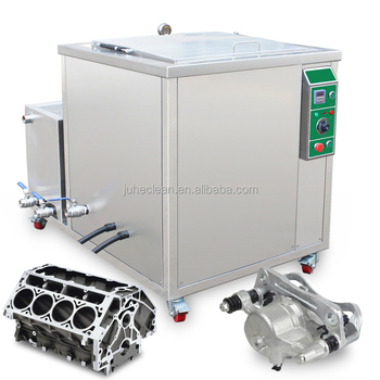 industrial single tank Engine block parts ultrasonic cleaning machine 28KHZ