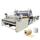 Paper Production Paper Making Machine Factory Sale Low Price Tissue Paper Production Line Toilet Paper Making Machine For Sale