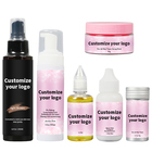 Remover Adhesive Private Label Clear Front Frontal Vendor Lace Glue Set Remover Wig Adhesive Water Proof Hair Tint Spray Extensions Wigs Tools