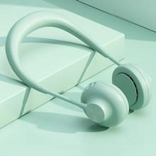 2020 мини портативный вентилятор с USB перезаряжаемой батареей Ультра тихий ветер носимый вентилятор Ручной охладитель воздуха кондиционер д...(Китай)